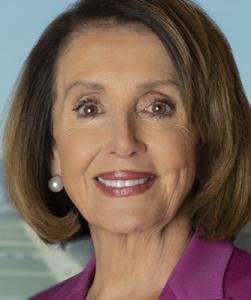 Honorable Nancy Pelosi (D-CA)