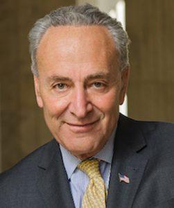 U. S. Senator Charles E. Schumer (D-NY)
