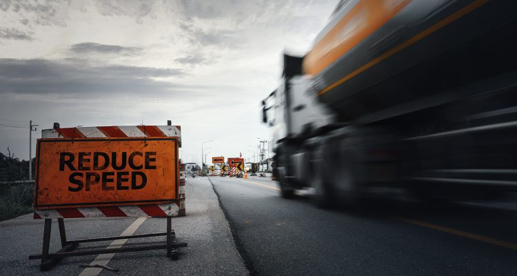 Truck crash fatalities are rising on America's highways and implementing a comprehensive strategy to eliminate speeding-related crashes must occur. (Photo: iStockphoto / NNPA)
